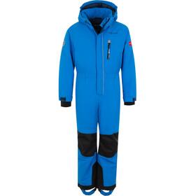 TROLLKIDS Isfjord Combinaison de ski Enfant, med blue